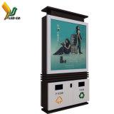 La Chine de la publicité de l'écran à affichage LED prix d'usine poubelle