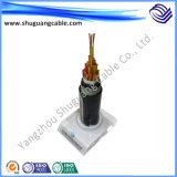 Isolation/câble d'alimentation de Zr-Yjv22 0.6/1kv 4X50/LV/XLPE