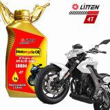 Óleo de motor de motocicleta para 4t Motociclo com design moderno e um desempenho perfeito