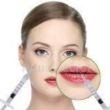 La lèvre la plénitude de l'acide Hyluronic Injection de remplissage