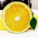Nouveauté drôle de cuir synthétique de bananes jaunes Portable Coin des sacs à main sac à main unique sac pochette portefeuille porte-clés