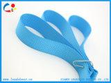 Webbing de nylon Céu-Azul de 2017 formas para a roupa, saco, calças de brim, t-shirt, sapatas