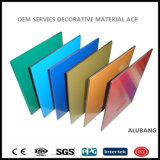 Comitato composito di alluminio della decorazione della parete interna