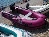 Liya 2.0m-6.5m kleine aufblasbare Boots-aufblasbare Sport-Boots-aufblasbares Boot