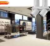 Gril escamotable en aluminium Downlight d'endroit de plafond de l'ÉPI 35W *2 de DEL