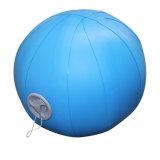 Água insuflável - preenchida a esfera do corpo