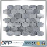 Hexagon Marmeren Mozaïek van het Bouwmateriaal voor de Tegel van de Vloer