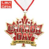 Medaille van uitstekende kwaliteit van de Toorts van de Kampioenen van de Douane van de Prijs van de Fabriek de Goedkope Gouden