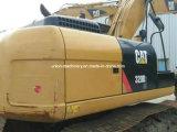 販売のための使用された猫320dのクローラー掘削機の幼虫の掘削機320c