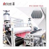Пластичная машина изготавливания плитки крыши PVC
