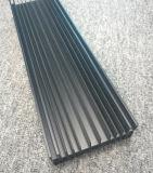 6063 de legering anodiseerde hard 25um III het Anodiseren van het Type Uitdrijving van het Aluminium