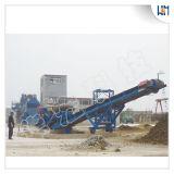 Métal de rebut hydraulique réutilisant des machines déchiquetant des lignes défibreur de broyeur