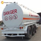 3 Kraftstoff-Tanker-Becken-Schlussteil der Wellen-45000liters 40000L für Verkauf