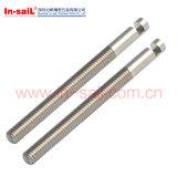 Het Roestvrij staal /Plastic van het Centrum van de pen/de Speld van de Pen van het Aluminium