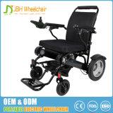 Популярная облегченная легкая кресло-коляска электричества створки