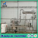 Rosa de alta calidad esencial 60l equipo de destilación de aceites esenciales