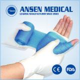 의학 소모품 처분할 수 있는 품목 다채로운 섬유유리 주물 테이프