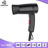 Ronggui Venta caliente profesional plegable mini secador de pelo