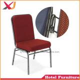 Оптовая торговля и надежная металлическая стали церкви стул банкетный стул