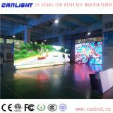 Schermo di visualizzazione fisso esterno del LED di colore completo P6 per fare pubblicità