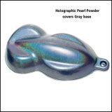 Зеркало заднего вида порошок лазерный Silver голографических автомобильная краска пигмента