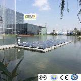Applicazione di galleggiamento della pianta di Sunpower del modulo solare policristallino di 265W PV