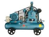 Correa de transmisión más eficiente de pistón del cilindro 3 Compresor de aire para la venta en Sri Lanka
