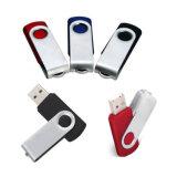 De klassieke Aandrijving van de Flits Pendrive2GB USB van de Wartel USB 1GB met de Vrije Druk van het Embleem