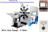 Camless гибочная машина весны CNC с 16 осями