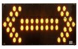 Muestra de alto brillo LED Flecha Semáforo