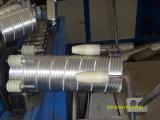 알루미늄 호일 유연한 덕트 기계, 유연한 알루미늄 관