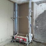 Macchina della rappresentazione della parete del cemento e della sabbia di Tupo 8 per la parete