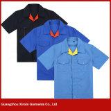 Одеяние безопасности изготовленный на заказ качества хлопка самого лучшего защитное (W51)