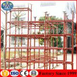 Fácil de Instalar Trava Rápida peso pesado andaimes para construção de material de andaimes