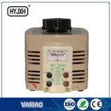 Des Messinstrument-Tdgc2 einphasig-geläufiger Typ Wechselstrom-Kontakt-Spannungs-Regler, justierbares SelbstVariac Zeiger-der Bildschirmanzeige-0-250V