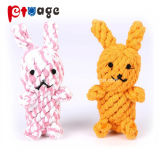 Dog를 위한 최상 Duck Cotton Rope Molars Pet Toys