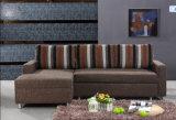 Самомоднейшая живущий кровать софы ткани мебели комнаты