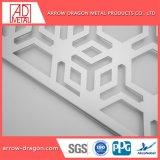 Corte a Laser de espelho de bronze// esculpidas em aço inoxidável traço gravado naparede lateral de painéis de revestimento//fachada de arquitetura