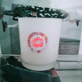 El 5% perfumada D8*H9cm 220g de parafina velas Jarra de cristal