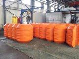 De duurzame Opblaasbare Drijvende Plastic Vlotter Van uitstekende kwaliteit van het Ponton