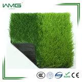 Tipo hierba artificial de la espina dorsal del césped del balompié