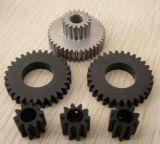 Pignon droit pour la pompe faite par métallurgie des poudres