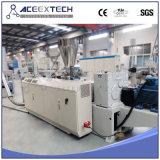 Sistema di granulazione di pelletizzazione della vite gemellare di plastica del PVC