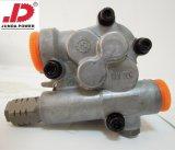 Les excavatrices de la pompe à engrenages de pièces hydrauliques K3V112 pour Kobelco