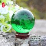 Dsjuggling зеленой акриловой контакт Magic жонглирование шарик (50-200мм для выбора)