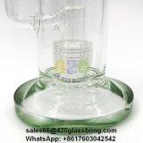 Heiß-Verkauf von unbesonnenem GlasWaterpipe/von Rohr mit StereoPerc für rauchenden Tabak/Weed/Kraut