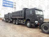 Autocarro con cassone ribaltabile di Sinotruk HOWO 6X4 371HP 18m3
