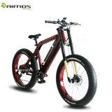750W motocicleta elétrica da bicicleta traseira da bateria de lítio E do motor 48V 11.6ah LG