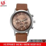 Yxl-660 de nieuwe Mensen van het Kwarts let de Elegante op Manier Van uitstekende kwaliteit van het Horloge van het Merk & het Toevallige Horloge van het Leer van de Luxe