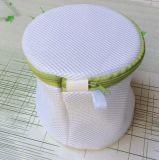 지퍼를 가진 도매 메시 세탁물 부대를 세척하는 최신 판매 주문 로고